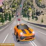 Auto Highway Racing 2019 Simulator de curse auto joc