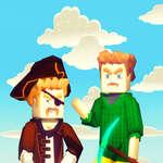 Minecraft kapitány játék