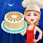 Торта с моркови игра