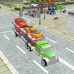 Ремарке за превоз на автомобили игра