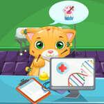 Kedi Doktoru Sim oyunu