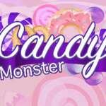 Süßigkeiten Monster Spiel
