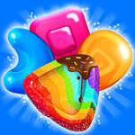 Бонбони бомба сладък треска игра