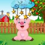 карикатура ферма скрити звезди игра