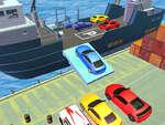 Car Transporter Ship Simulator game