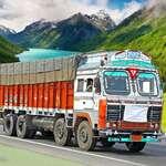 Cargo Truck Transport Simulator Game