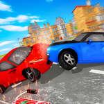 Car Destroy Car game