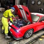 Car Mechanic Auto Workshop Repair Garage game