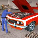 Car Mechanic 2017 game
