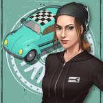 Car Girl Garage game
