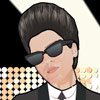 Celeb Dress up Bruno Mars jeu
