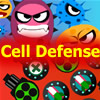 Cell Defense game