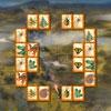 Krijt Mahjong spel