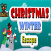 Christmas Winter Escape game