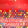 Christmas Ball Shooter game