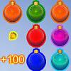 Bolas de Navidad juego