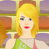 Cheerleader Girl DressUp game