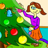 Christmas Boyama oyunu