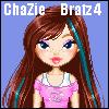 игра ChaZie - стиле Bratz одеваются 4