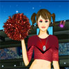 Pom-Pom Girl Girl Dress Up jeu