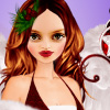 Christmas Dressup game