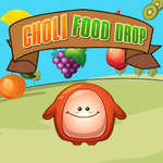 Choli Food Drop game