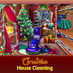 Christmas House Cleaning game