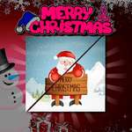 Christmas Five Differences game