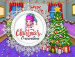 Karácsonyi előkészületek játék