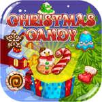 Weihnachts-Süßigkeiten Spiel
