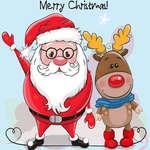Christmas Fun Hidden Stars game