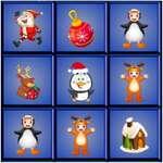 Christmas Mahjong game