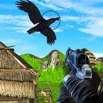 Pui și Crow Trage joc