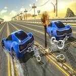 Цепной автомобиль Stunt игры