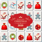 Christmas Mahjong Connection 2020 game