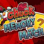 Chuck Chicken Memory game