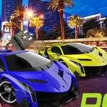игра Цепные автомобили 3D невозможное вождение