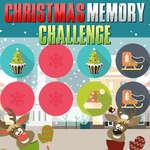 Christmas Memory Challenge game