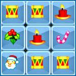 Noel Blokları Çökmesi oyunu