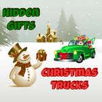 De Verborgen Giften van de Vrachtwagens van Kerstmis spel