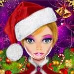 Vianočné party dievčatá hra