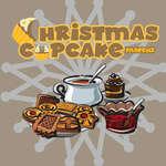 Коледен Cupcake мач 3 игра