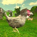 Tirador de pollo juego