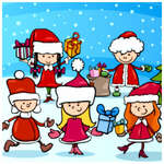 Navidad 5 Diferencias juego