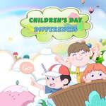 Différences entre les journées des enfants jeu