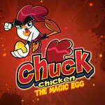 Chuck Chicken Magic Egg game