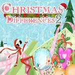 Navidad 2019 Diferencias 2 juego