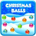 Weihnachtskugeln Spiel