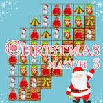Weihnachtsmatch 3 Deluxe Spiel