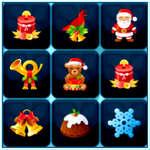 Vianočné hľadanie hra